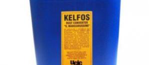 Convertiz rugina KELFOS